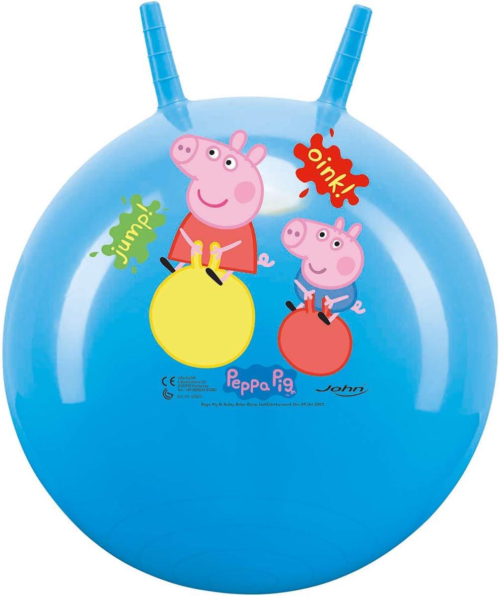 John KANGURO Peppa Pig, Color Azul (59575)