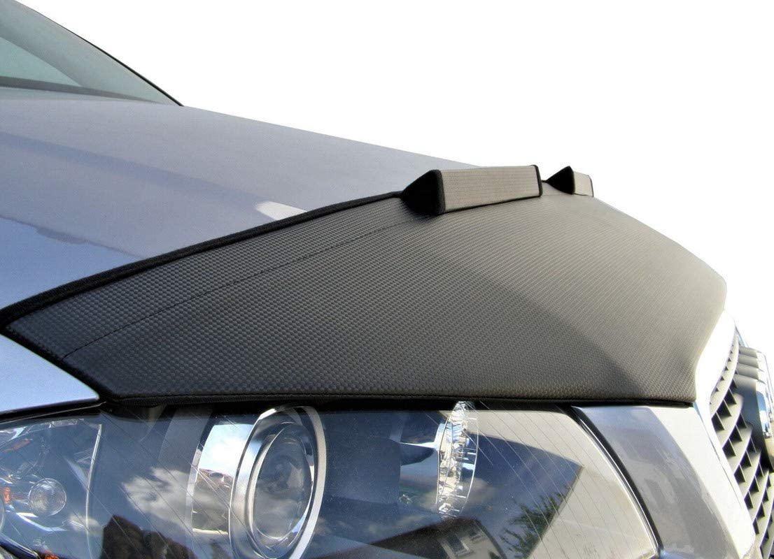 Tief Tech Bonnet Hood Bra For A3 Stoneguard Engine Hoodcover Stone impact protection Black 8P