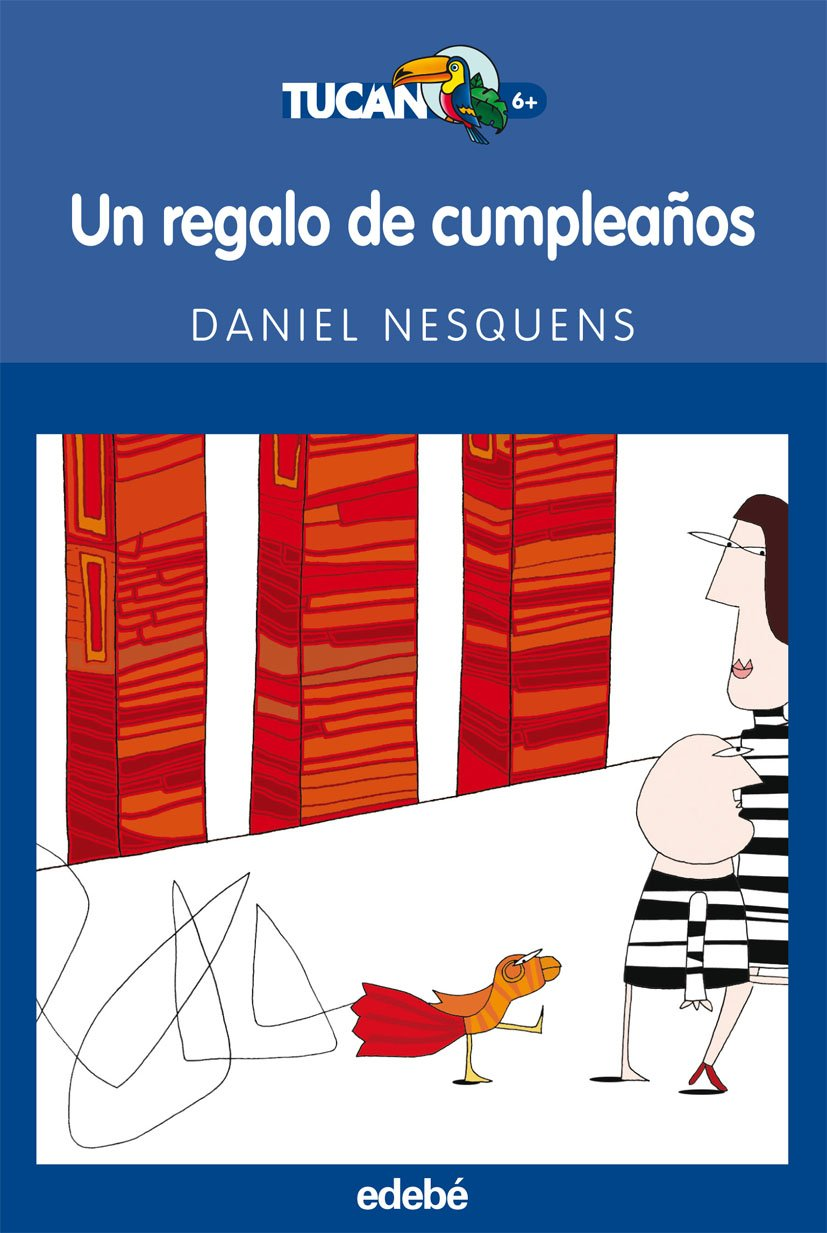 Un regalo de cumpleanos (Spanish Edition): Daniel Nesquens ...