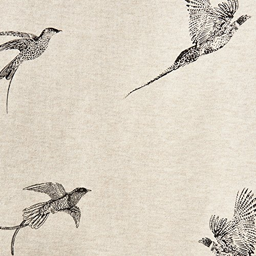 Joules Womens/Ladies Harbour Print 3/4 Sleeve Jersey Sweat Top Oat Marl Birds