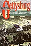 Front cover for the book Gettysburg - Culp's Hill and Cemetery Hill by Harry W. Pfanz