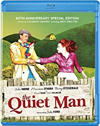 The Quiet Man (60th Anniversary Special Edition) [Blu-ray]