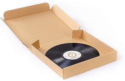 Embalaje de cartón para discos de vinilo 330x330x60 mm Cartón ...