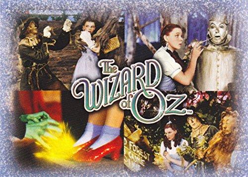 WIZARD OF OZ MOVIE SERIES 1 2006 BREYGENT NON SPORT UPDATE NSU PROMO CARD