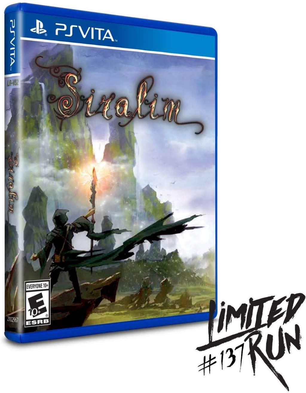 Siralim - Playstation Vita (Limited Run Games)