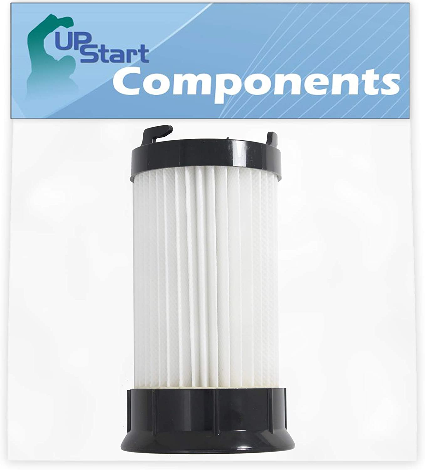 DCF-4 DCF-18 Filter Replacement for GE 106585 Vacuum Cleaner - Compatible with Eureka DCF-4 DCF-18 HEPA Dust Cup Filter