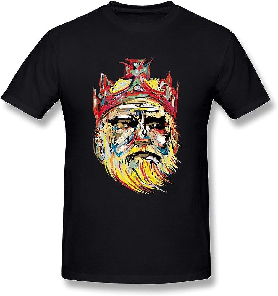 WunoD Men's King Lear T-shirt
