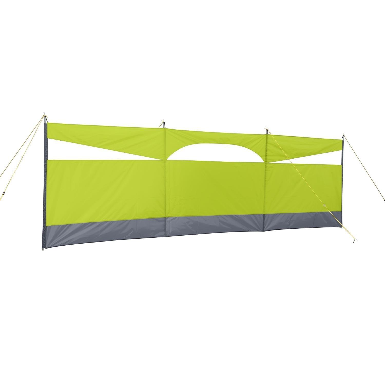 Berger Wind- und Sonnenschutz Screen Strand und Garten 500 x 140 cm blau f/ür Camping