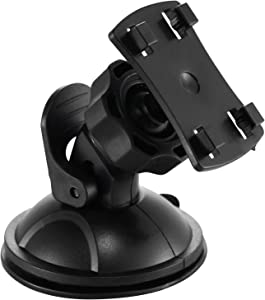XYCING Dashboard Windshield Suction Cup Mounting Bracket - Replacement Mount Holder for Display Monitors of Dash Cam, Car Rearview Camera Parking System, Portable GPS Navigator