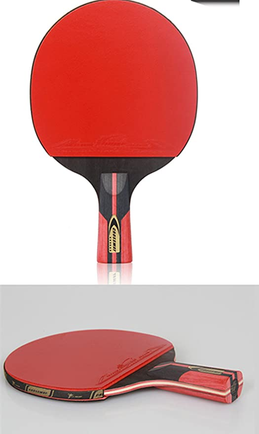 8df3d7e0f4c5 Image Unavailable. Image not available for. Color  Professional Table  Tennis Rackets 6-stars Ping Pong ...
