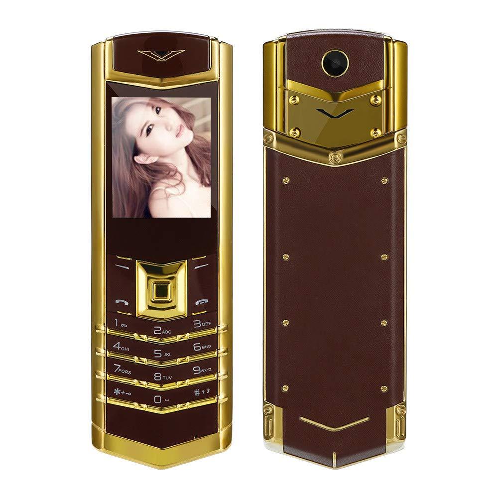 Clearance Sale!NDGDA English Keyboard Dual Sim Card with Luxury Metal Body Mobile Phone by NDGDA Smart Phone