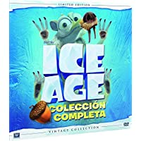 Ice Age Colección Completa Vintage 1-5 (Funda Vinilo) [DVD]