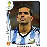FIFA World Cup 2014 Fernando Gago Sticker No.422