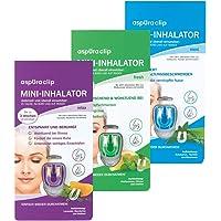 aspUraclip Mini-Inhalator mix (3er Pack)
