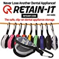 Retain-it - The Safe, Clip-on, Retainer, Mouth Guard and Dental Appliance Storage Solution!