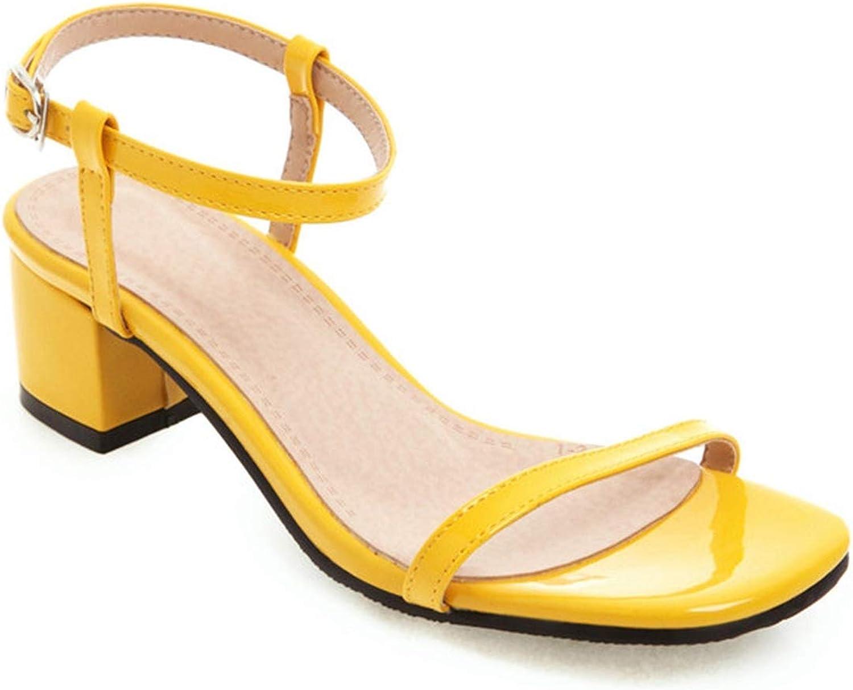 Heels Sandals Women Shoes Concise Dress