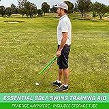 GoSports Golf Alignment Training Sticks 3 Pack