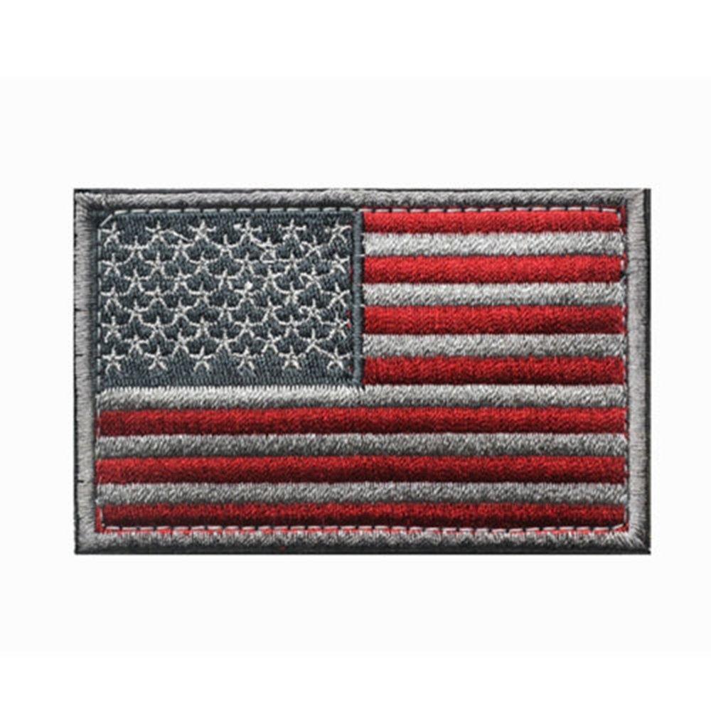 Parche termoadhesivo con /águila dise/ño de Bandera de EE UU Finally Home