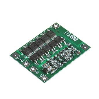 3S 12 V 25A Li-ion Lithium-Battery 3.7V 4.2V 18650 Charger BMS Protection Board