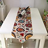 kaige table runners Cotton linen table Flag hotel Bed flag home decoration Fabric