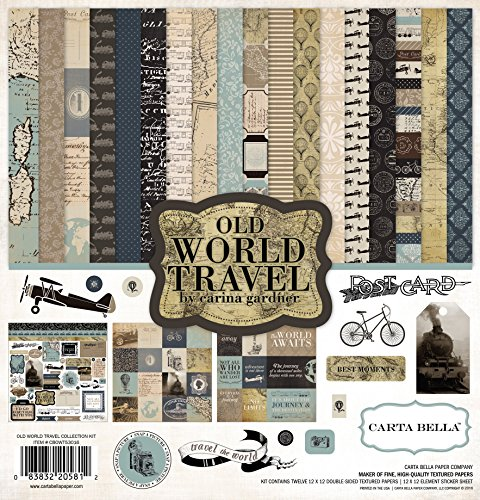 mpany CBOWT53016 Old World Travel Collection Kit ()