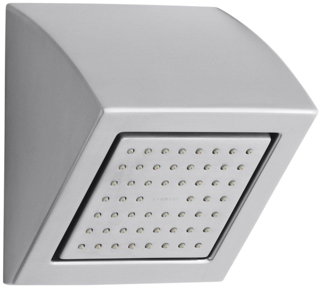 KOHLER K-8022-CP WaterTile 54-Nozzle Showerhead, Polished Chrome ...