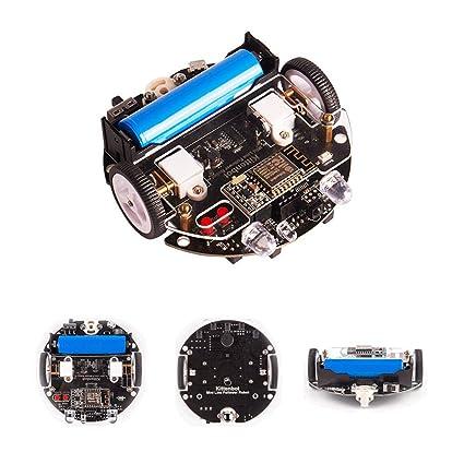 KittenBot Mini Programmable Smart Robot Car Kit for Kids Support
