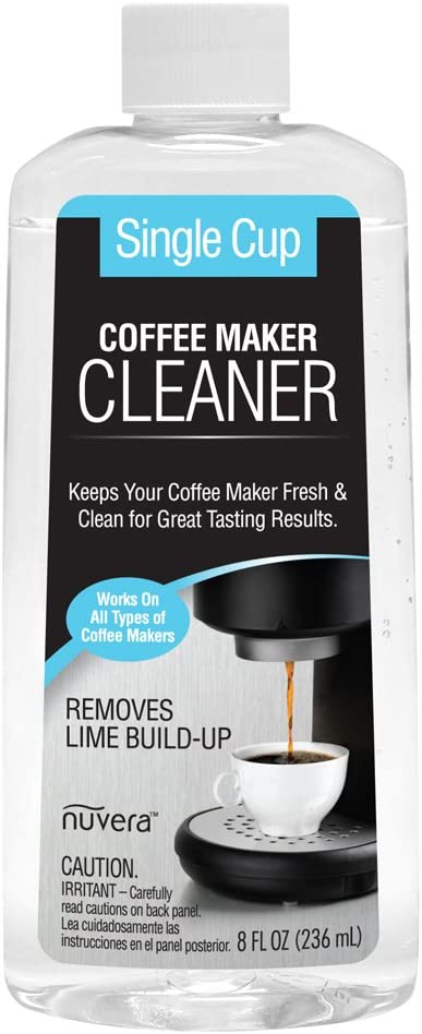Nuvera K-Cup Coffee Maker Cleaner