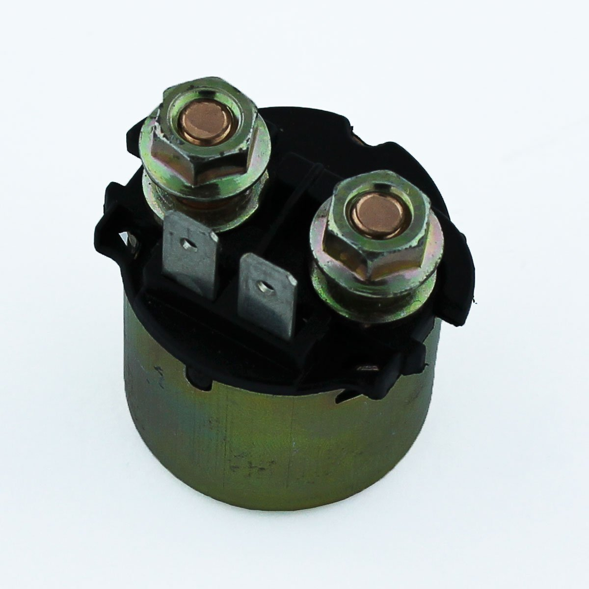 612umrCN%2BEL._SL1200_ amazon com caltric starter solenoid relay fits kawasaki brute Kawasaki Motorcycle Wiring Diagrams at crackthecode.co