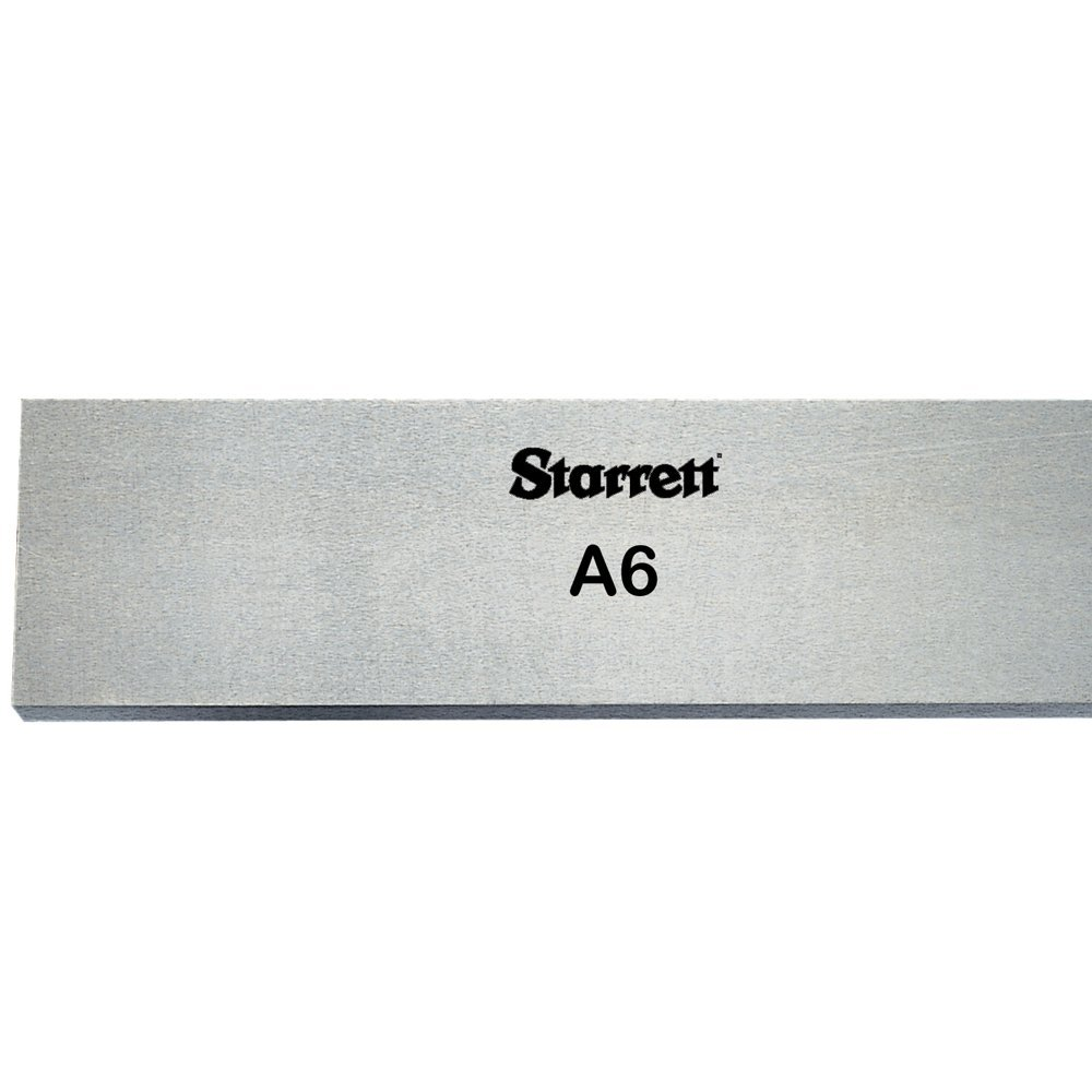 36 Length A6 Tool Steel Sheet 3//4 Thickness 7//8 Width ASTM A681 Annealed//Precision Ground