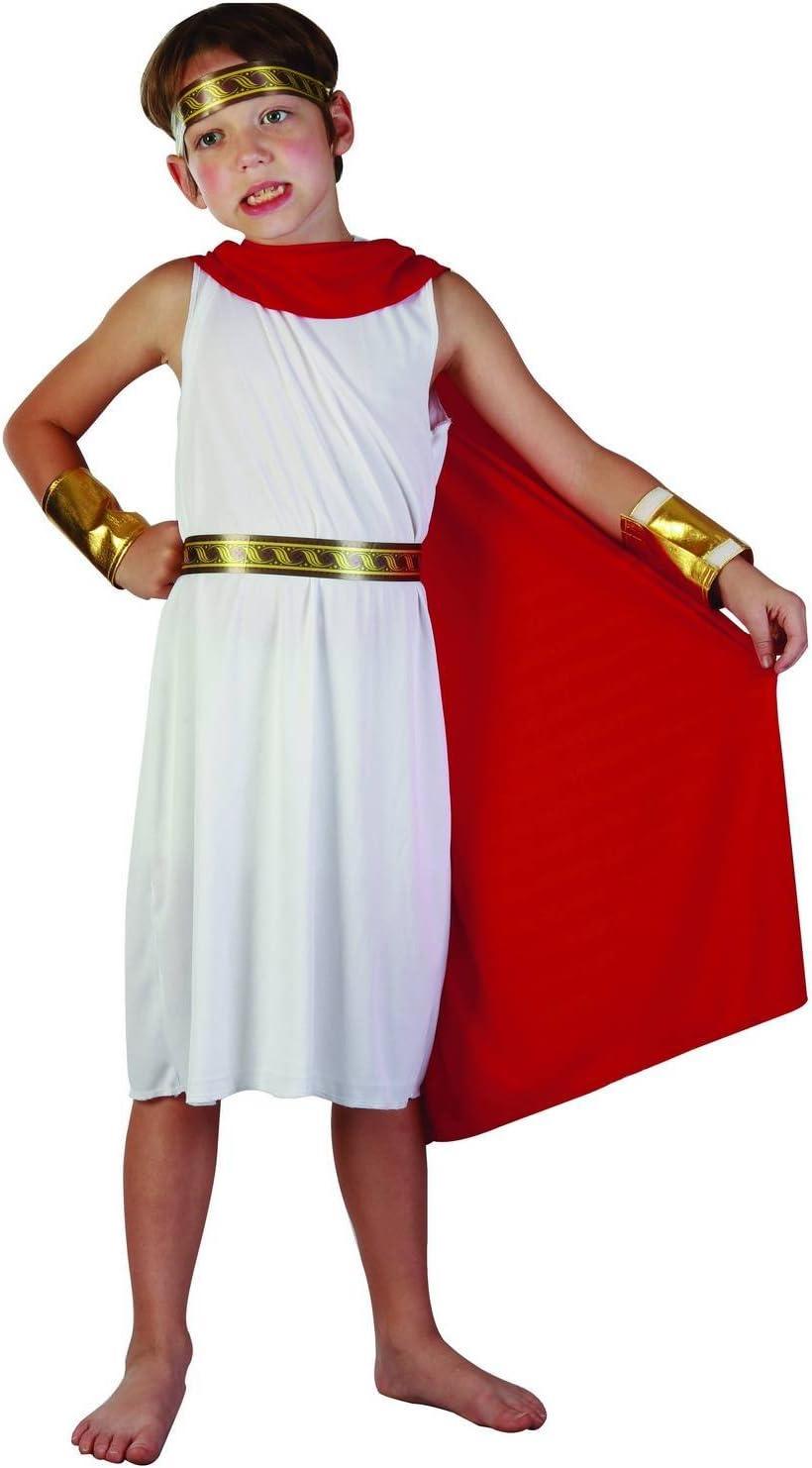 Disfraz de romano para niño: Amazon.es: Juguetes y juegos