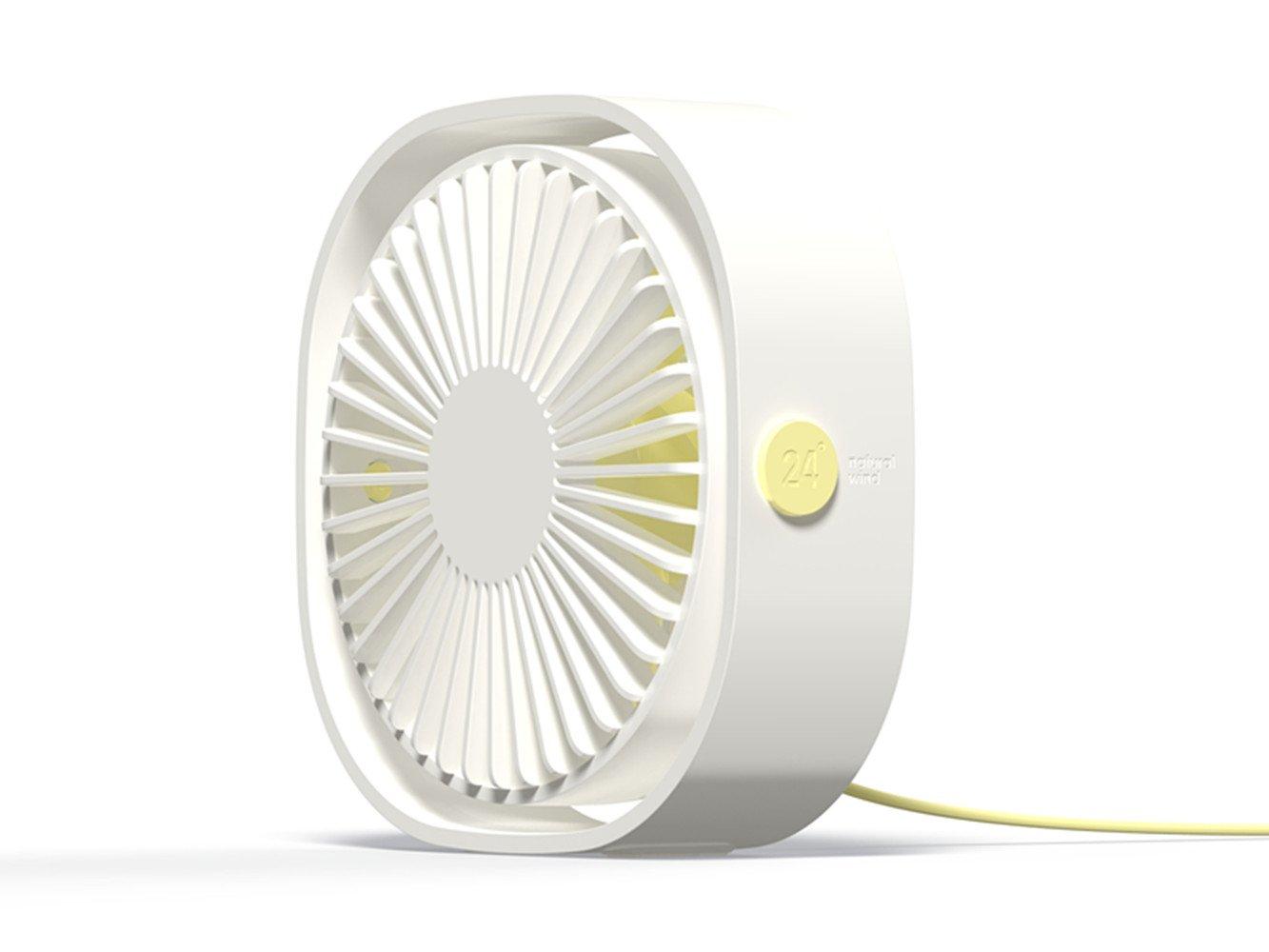 Mini ventilador minimalista de escritorio Ocho8