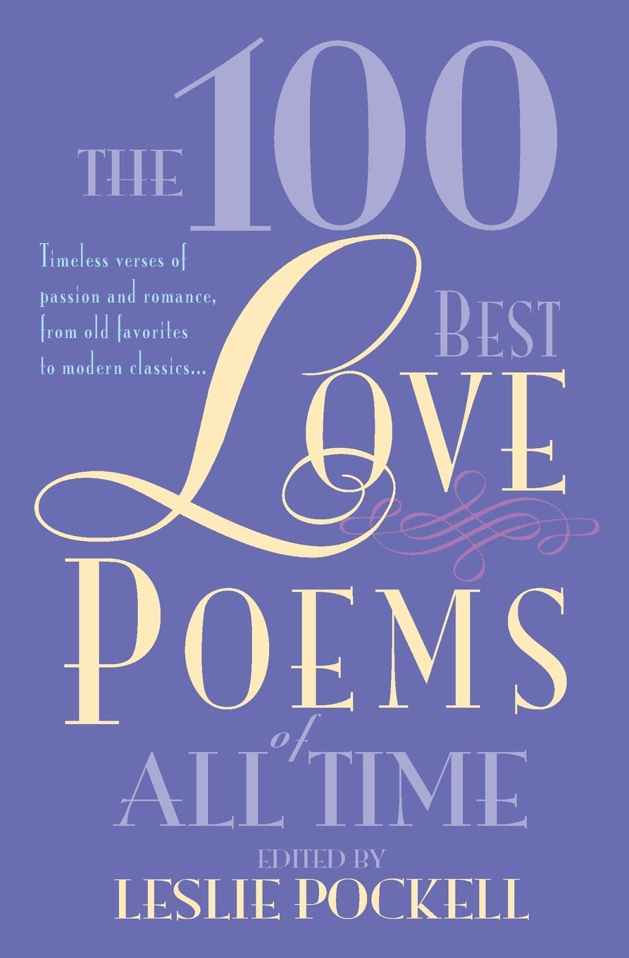 Best poems of love the 50 Best