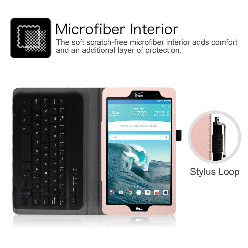 Amazon com: Fintie LG G Pad X8 3 (4G LTE Verizon Wireless