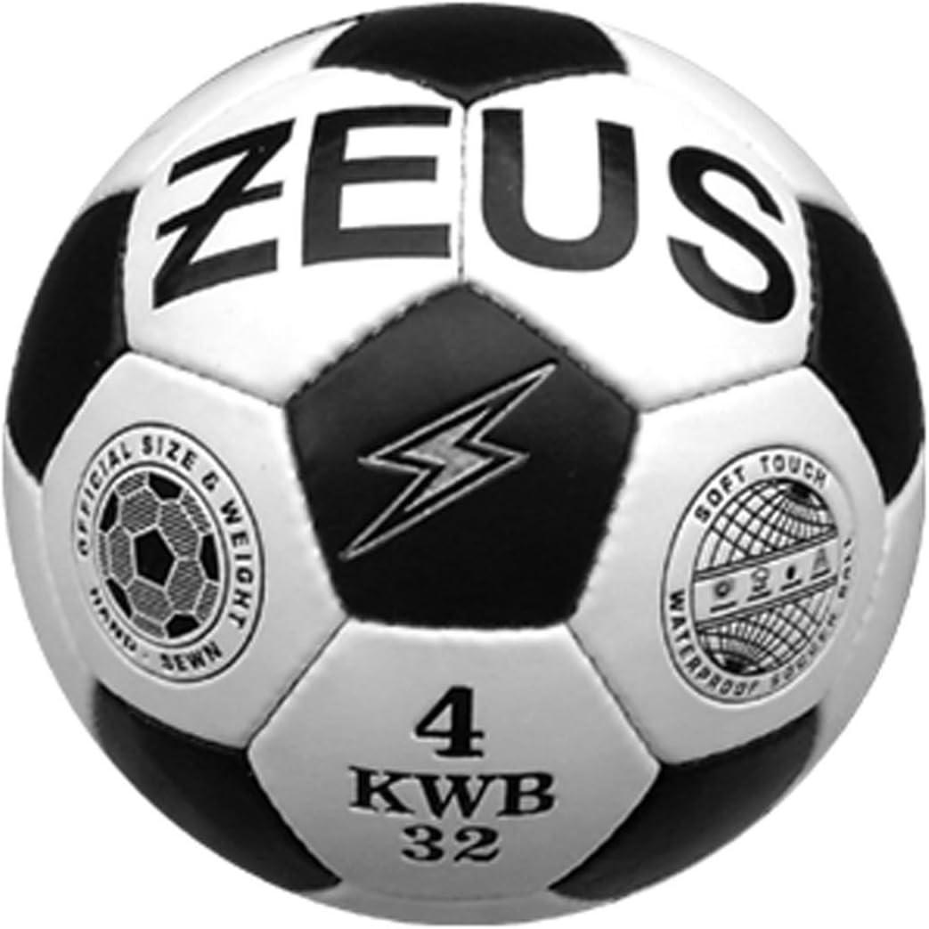 Zeus KWB Silver Balones de Fútbol pelotas de fútbol sala de fútbol ...
