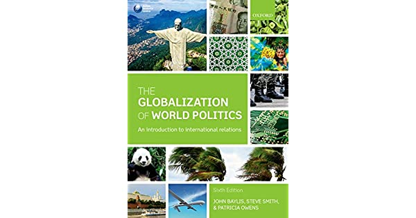 The globalization of world politics an introduction to the globalization of world politics an introduction to international relations livros na amazon brasil 9780199656172 fandeluxe Images