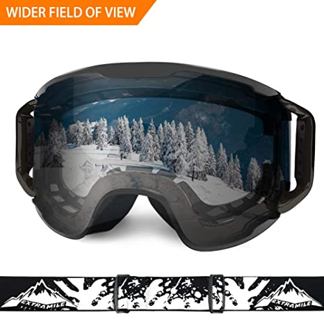 df249509c3 Amazon.com   Extra Mile Ski Goggles