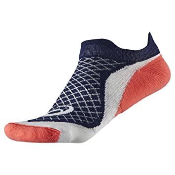 ASICS asiscs Women Running Sock Coral Calcetines Running, Azul: Amazon.es: Deportes y aire libre