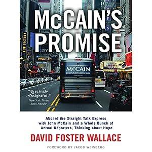 McCain's Promise Hörbuch