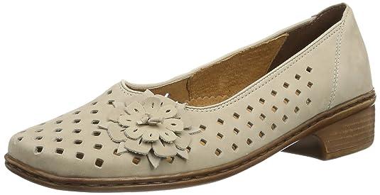 Jenny Rhodos - Zapatillas De Estar Por Casa para mujer, color walnut 10, talla 37.5
