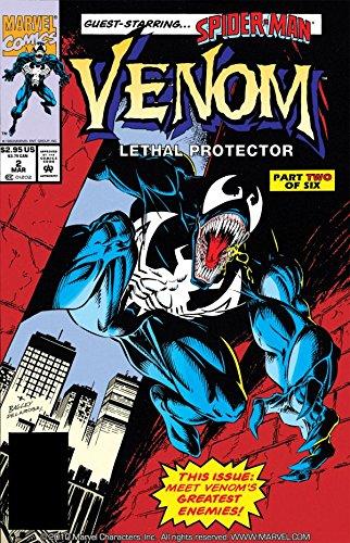 Venom #2: Lethal Protector (Venom: Lethal Protector)
