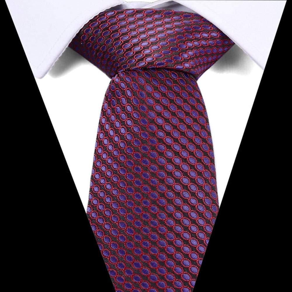 ZHAOSHUNAN Tie cravatta Corbata De Hombre Corbata De Seda Corbata ...