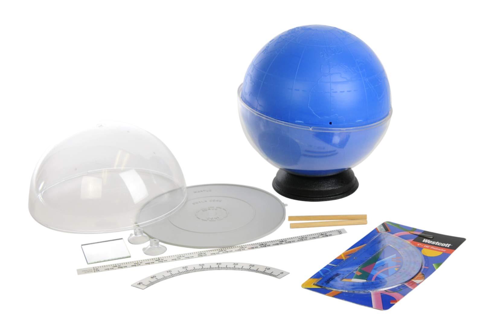 American Educational Globe Kit, 8'' Diameter