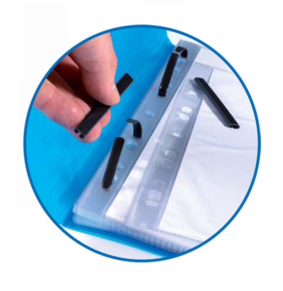 Beanbone Dekko A2 Refillable Coursebook Crystal Transparent