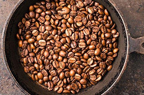 100% Kona Coffee Espresso Roast - 5 Pounds Premium Gourmet Whole Bean by Mountain Thunder Coffee Plantation by Mountain Thunder (Image #1)