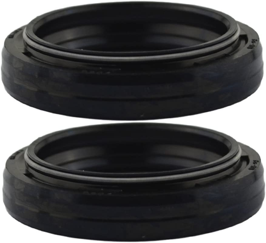 AHL Front Fork Shock Oil Seal Kit 37mm x 49mm x 8//10.5mm for Suzuki GS1100G GS1100GL 1982-1983