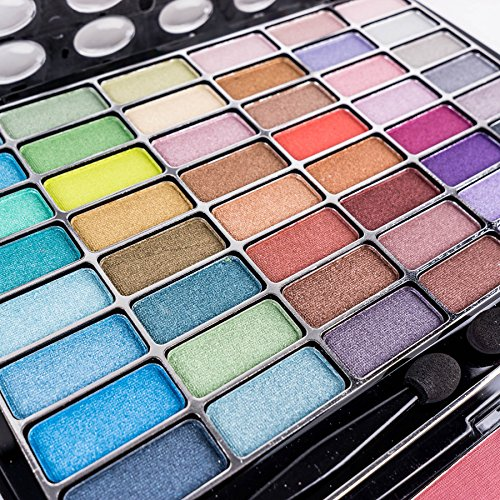 SHANY Glamour Girl Makeup Kit Eye shadow/Blush/Powder - Vintage by SHANY Cosmetics (Image #9)