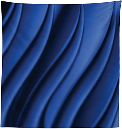 vipsung Azul Marino Decor Mantel Ocean Wave diseño Inspirado ...
