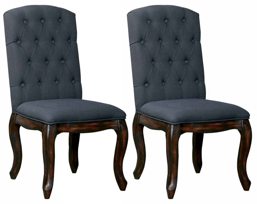 Ashley Furniture Signature Design - Baxenburg Dining Room Chair - Brown D506-01