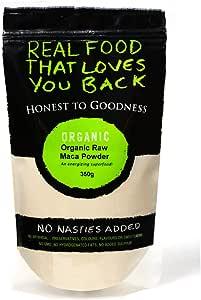 Honest to Goodness Organic Maca Powder Raw, 350g